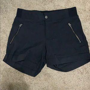 Athleta Shorts - black, size 4